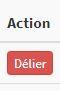 Délier un utilisateur de l'intégration de Zoho