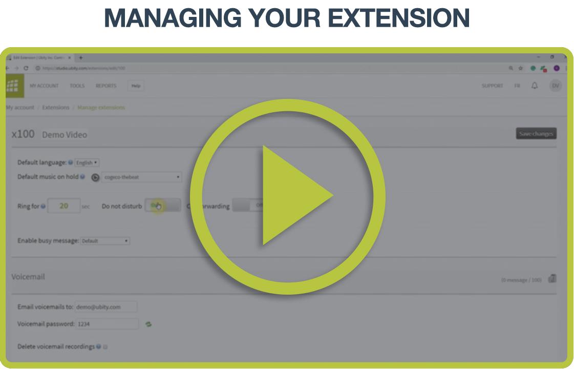 Video Tutorial: Managing extensions