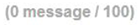Nombre de messages